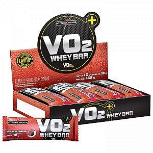 Vo2 Protein Bar Frut Verm 24Un 30G Integralmedica