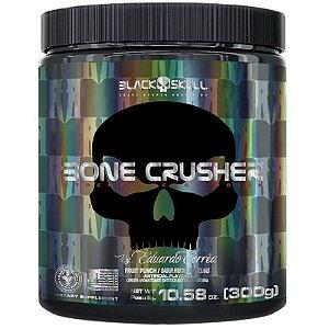 Bone Crush 300G Blueberry Black Skull