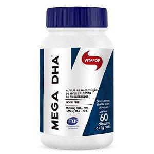 Mega Dha 60Cps 1000Mg Vitafor