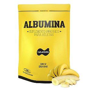 Albumina Banana Pcte 500G Naturovos