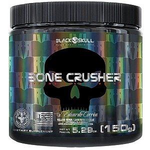 Bone Crush 150G Blueberry Black Skull