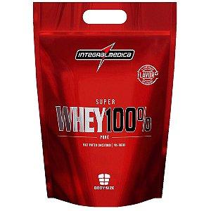 Super Whey 100% Pure Choc Saq 907G Integralmedica