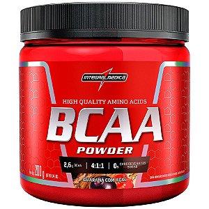 Bcaa Powder Guarana/Acai 200G Integralmedica