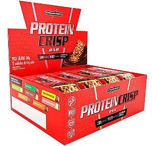 Protein Crisp Cheesecake Frutas Vermelhas 12 X45G Integralmedica