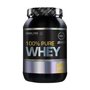 Whey 100% Puro 900G Baun Probiotica