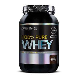 Whey 100% Puro 900G Choc Probiotica