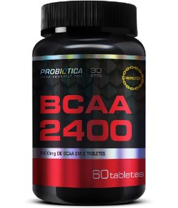 BCAA 2400 60 Tabletes Probiotica