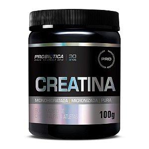 Creatina Monohidratada Pura 100G Probiotica