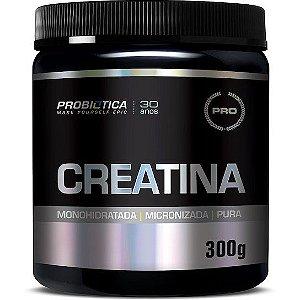 Creatina Monohidratada Pura 300G Probiotica