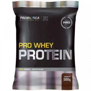 Pro Whey Protein 500G Choc Probiotica