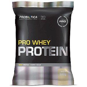 Pro Whey Protein 500G Baun Probiotica