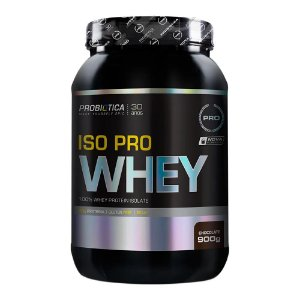 Iso Pro Whey 900G Choc Probiotica