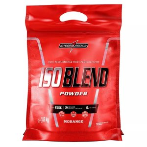 Iso Blend Powder Mor 907G Integralmedica
