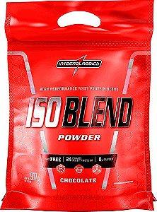 Iso Blend Powder Baun 907G Integralmedica