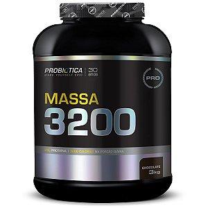 Massa 3200 3Kg Choc Probiotica