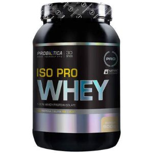 Iso Pro Whey 900G Baun Probiotica