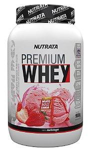 Whey Premium 900G Mor Nutrata