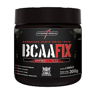 Bcaa Fix Powder Limao 240G Integralmedica