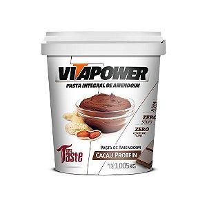 Pasta Cacau Protein 1,005Kg Vitapower