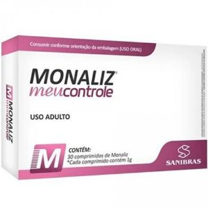 Monalize Meu Controle Power Supplements