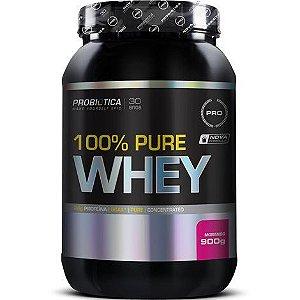 Whey 100% Puro 825G Mor Probiotica