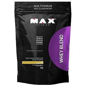 Whey Blend 2Kg Baun Max Titanium