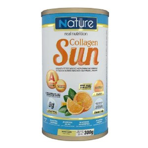 Collagen Sun Laranja 300G Nutrata