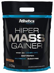 Hiper Mass Gainer Pro Seires 3Kg Choc Atlhetica Nutrition