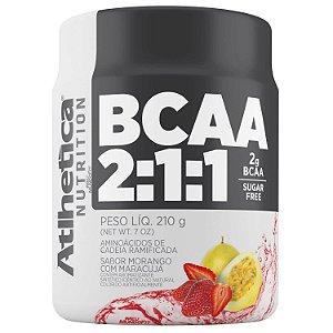 Bcaa 2:1:1 210G Maracuja Atlhetica Nutrition