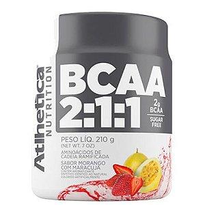 Bcaa 2:1:1 210G Mor/Maracuja Atlhetica Nutrition