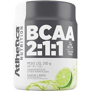 Bcaa 2:1:1 210G Limao Atlhetica Nutrition