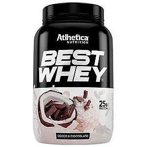 Best Whey 900G Coco/Choc Atlhetica Nutrition