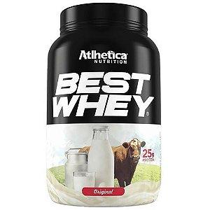 Best Whey 900G Original Atlhetica Nutrition