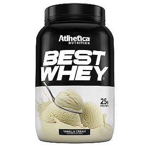 Best Whey 900G Creme De Baun Atlhetica Nutrition