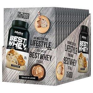 Best Whey Doce De Leite 15Sac X 35G Atlhetica Nutrition