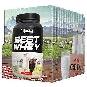 Best Whey Original 15Sac X 35G Atlhetica Nutrition