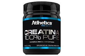 Creatine 100% Pure 100G Atlhetica Nutrition