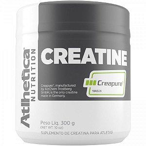 Creatine Creapure 300G Atlhetica Nutrition