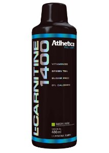 L-Carnitine 1400 480Ml Abacaxi Atlhetica Nutrition