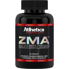 Zma 90Cps 500Mg Atlhetica Nutrition