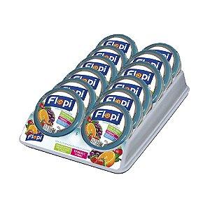 Bala S/Acuc Fruit Mix 1 X 12 X 40G Flopi