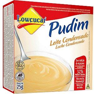 Pudim Leite Condens Zero Acuc 25G Lowcucar