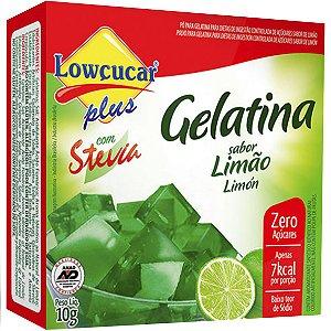 Gelat Limao Siciliano 10G Lowcucar