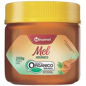 Mel Organico Pote 250G Minamel