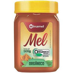Mel Organico Pote 500G Minamel