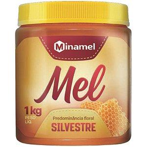 Mel Silvestre Pote 1Kg Minamel