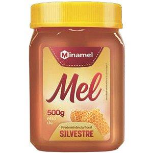 Mel Silvestre Pote 500G Minamel