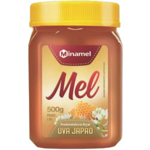 Mel Uva Japao Pote 500G Minamel