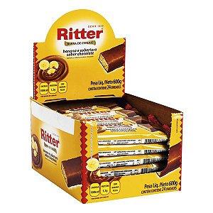 Barra Cereal Ban/Choc 25G 24Un Ritter