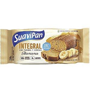 Bolo Integral Zero Açúcar Banana 250G SuaviPan